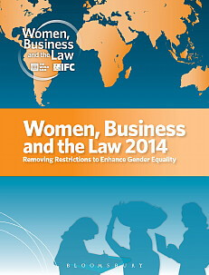 WBL_WomenBusinessandLawReport2014_cover